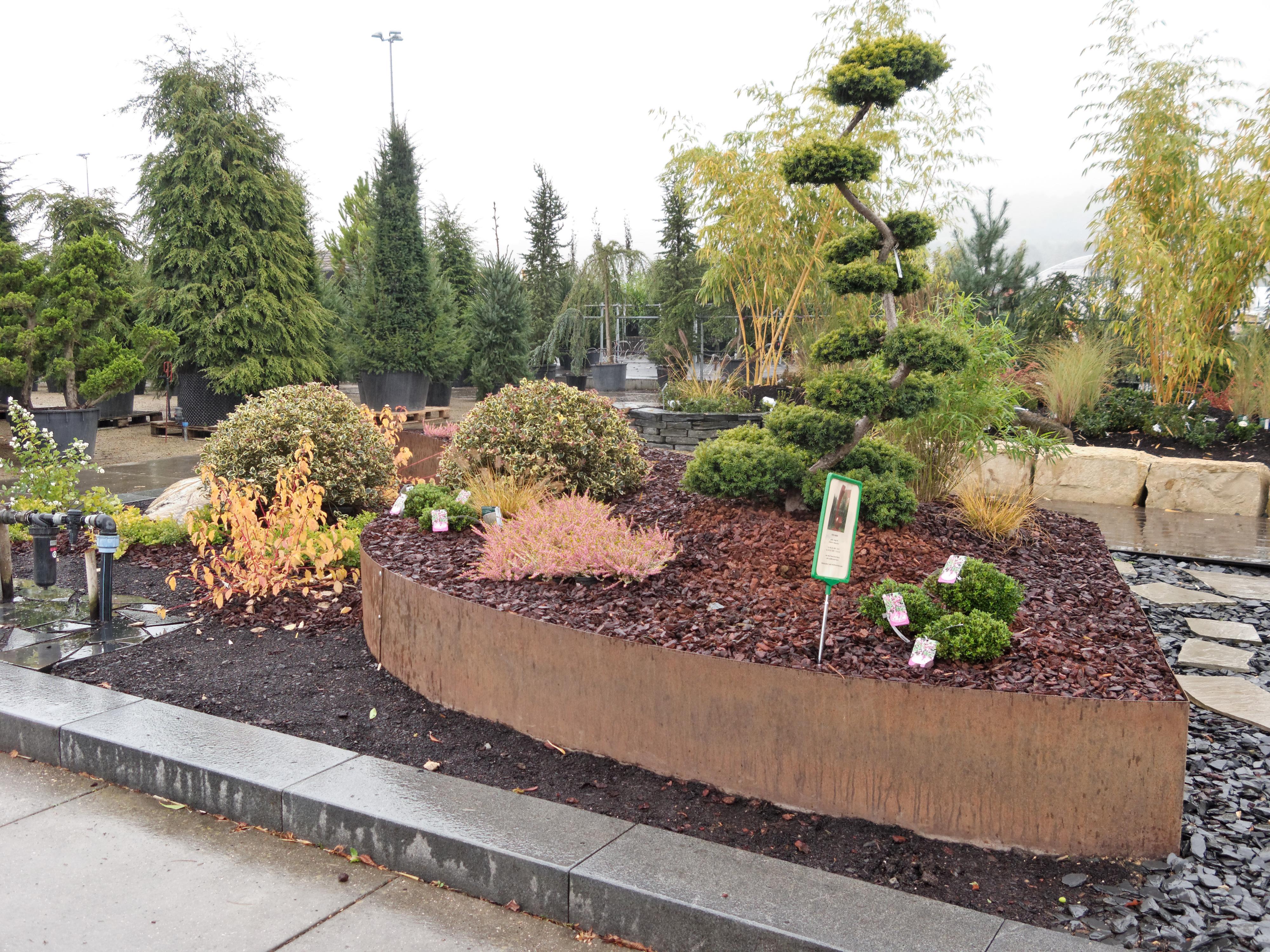 Gartengestaltung & Pflege