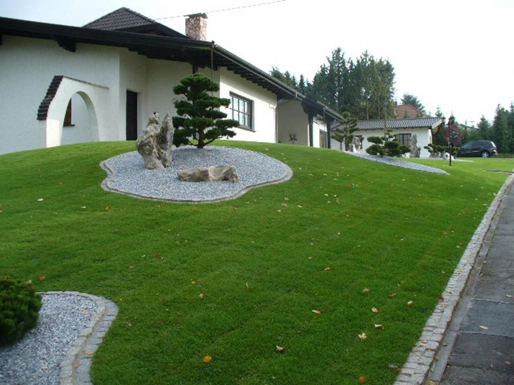 Galerie gartengestaltung leick baumschulen for Gartengestaltung 100 qm