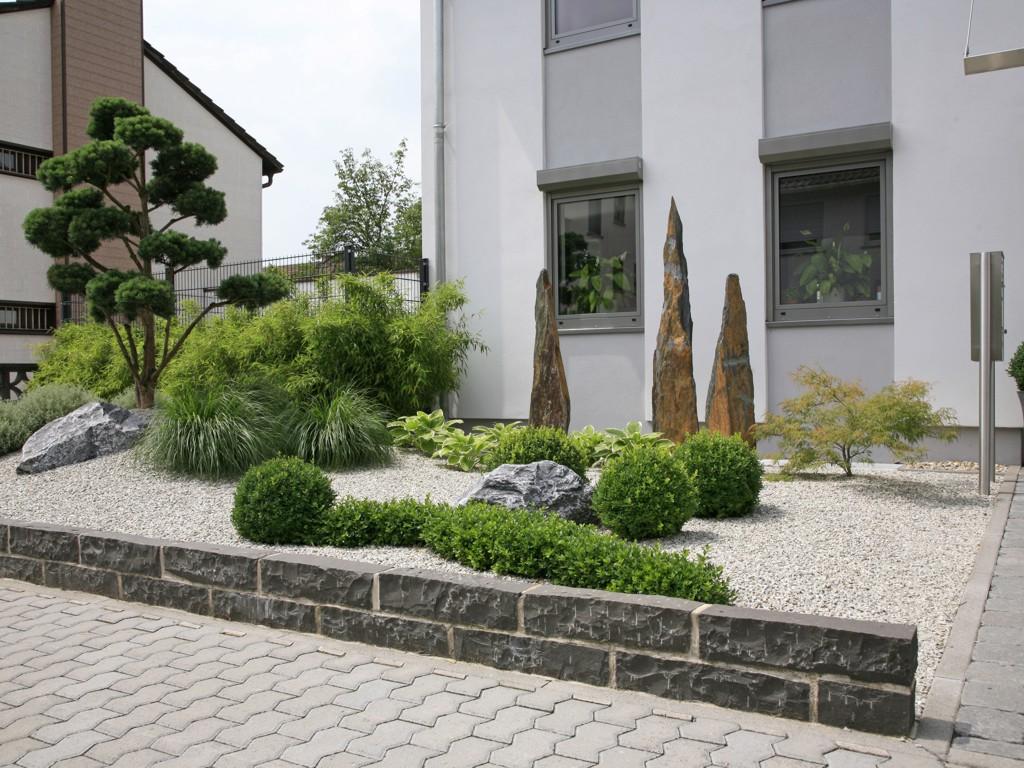 Galerie gartengestaltung leick baumschulen for Gartengestaltung vorgarten